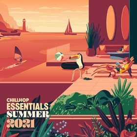 Chillhop Essentials Summer 2021 Various Artists