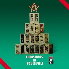 Christmas In Soulville Various Artists