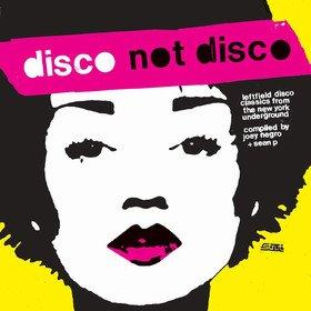Disco Not Disco Various Artists