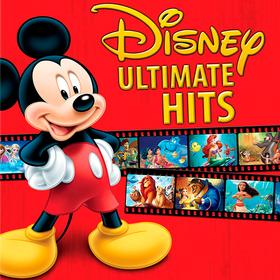 Disney Ultimate Hits Various Artists