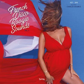 French Disco Boogie Sounds Vol. 4 Various Artists