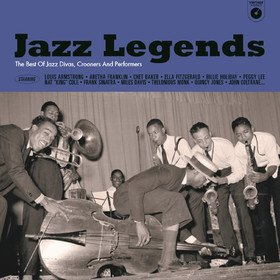 Jazz Legends Various Artists