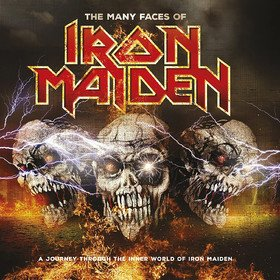 Many Faces Of Iron Maiden Various Artists