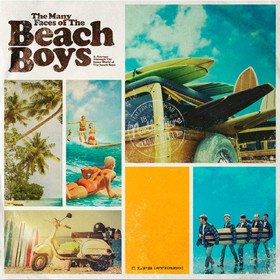 Many Faces Of The Beach Boys Various Artists