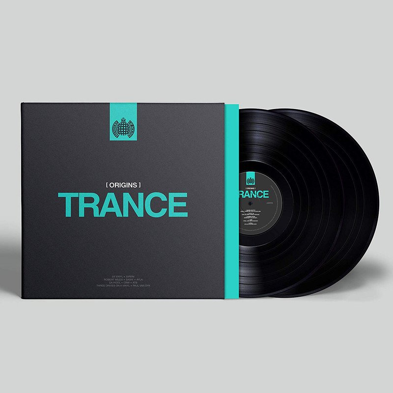 Ministry Of Sound - Origins Of Trance