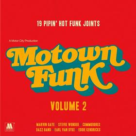 Motown Funk Volume 2 Various Artists