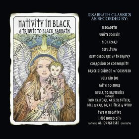 Nativity In Black (A Tribute To Black Sabbath) Various Artists