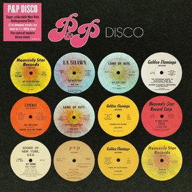 P&P Disco Various Artists