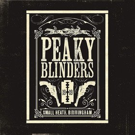Peaky Blinders OST Series 1-5 Various Artists