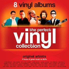 Perfect Vinyl Collection (Box Set) Various Artists