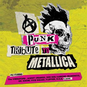 A Punk Tribute To Metallica Various Artists