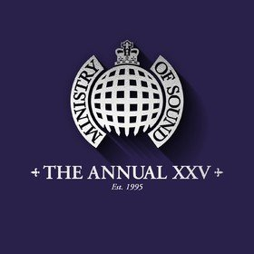 The Annual XXV - Ministry Of Sound Various Artists