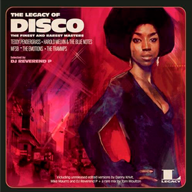 The Legacy Of Disco Various Artists