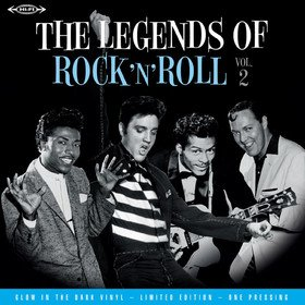 The Legends Of Rock 'N' Roll Vol. 2 Various Artists