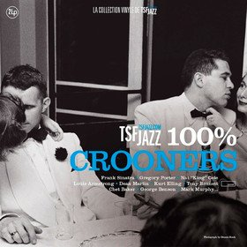Tsf Jazz - 100% Crooners Various Artists