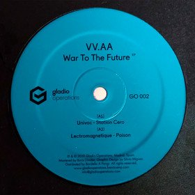 War To The Future Various Artists
