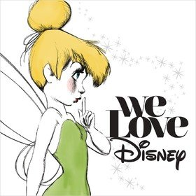 We Love Disney  Various Artists
