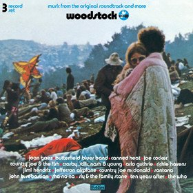 Woodstock: Music From Original Soundtrack And More Various Artists