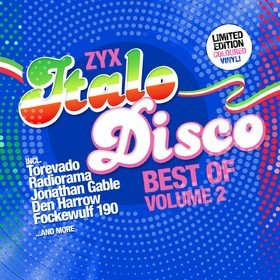 ZYX Italo Disco: Best Of Vol.2 Various Artists