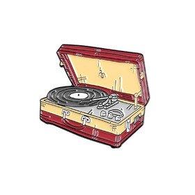 80'S Vinyl Records Phonograph Vinyla Pins