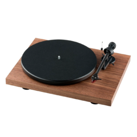 Debut Carbon EVO Satin Walnut Pro-Ject