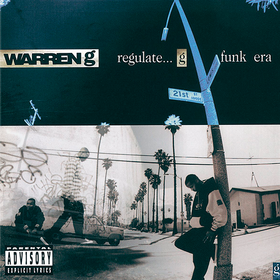 Regulate: G Funk Era (20th Anniversary Edition) Warren G