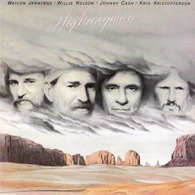 Highwayman Waylon Jennings/Willie Nelson/Johnny Cash/Kris Kristofferson
