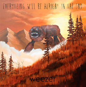 Everything Will Be Alright In The End Weezer