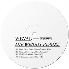 The Weight Remixe Weval