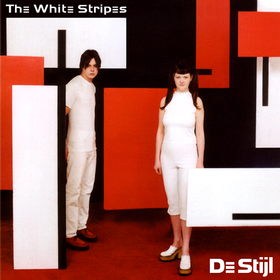 De Stijl White Stripes