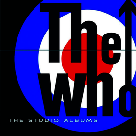 Studio Albums (Limited Edition) Who