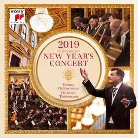 New Year's Concert 2019 Wiener Philharmoniker
