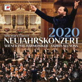 New Year's Concert 2020 Wiener Philharmoniker