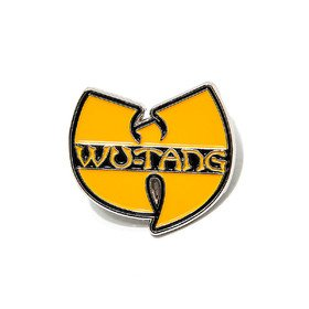 Wu-Tang Pin Vinyla Pins