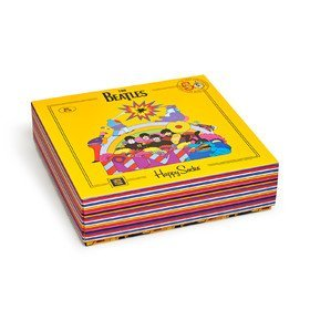 The Beatles Socks Box Set (3 Pairs) 41-46 Happy Socks
