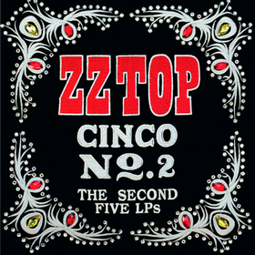 Cinco No. 2: the Second Five Lp's (Box-set) Zz Top
